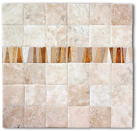 Barbieri marmo antico lucido l 39 unico brevettato - Piastrelle 15x15 bianco lucido ...